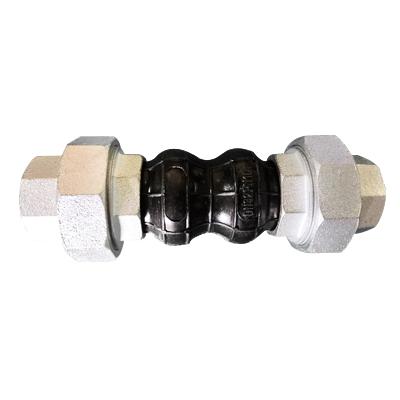 Double Sphere Union Flexible Rubber Joint