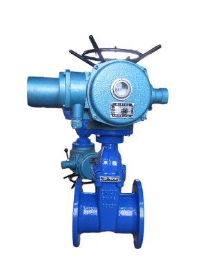 Gate Valve with Electric actuator