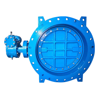 Double-eccentric Flanged Butterfly Valve